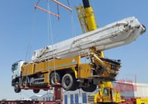 rental and sale of specialized truck lifting gears