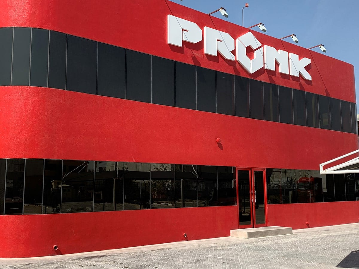 Pronk Multiservice Dubai Office