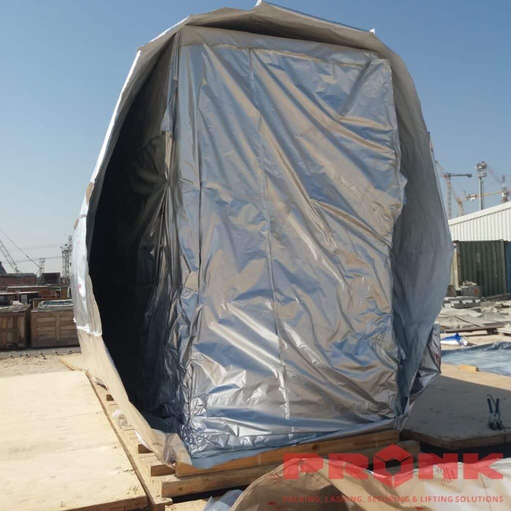 aluminin-barrier-packing