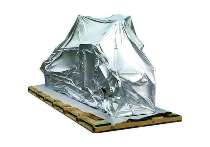 aluminium barrier (vaccum packing)