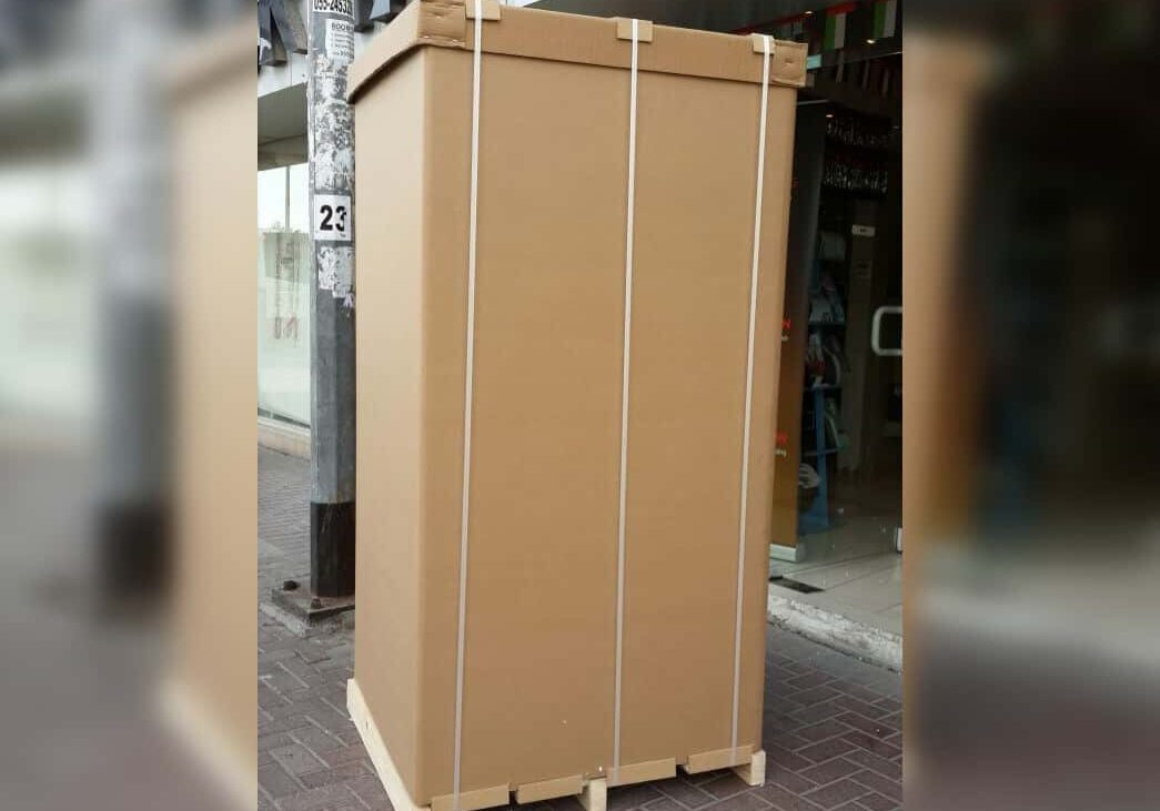 specialized triple wall packing