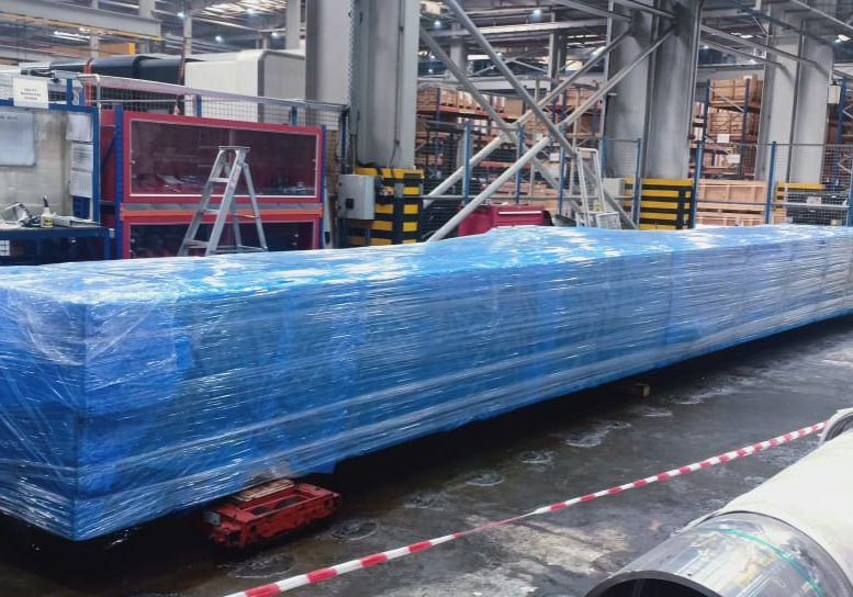 vci (anti corrosive) horizontal packing