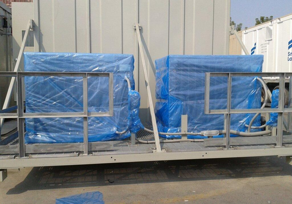 vci anti corrosive packing